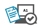 certificado digital NF-e A1 - 1 ANO